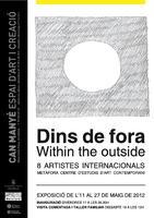 Cartell exposició 'Dins de fora'