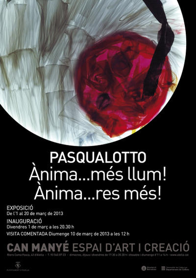 Exposició Pasqualotto