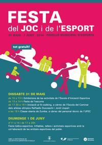 Festa del Joc i de l'Esport