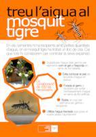 Cartell mosquit tigre