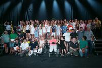 Foto guanyadors 2a edició dels Premis Alella Valora l'Esport