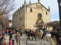 Tres tombs