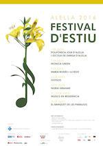 Cartells Festival d'Estiu