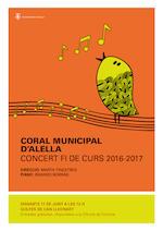 Concert de la Coral Municipal d'Alella