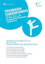 Trobada de taekwondo