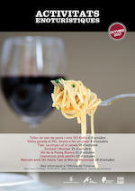 Taller de tast de pasta fresca i vi DO Alella