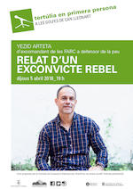 Relat d'un exconvicte rebel