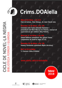 Programa Crims.DOAlella