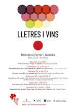 Lletres i vins