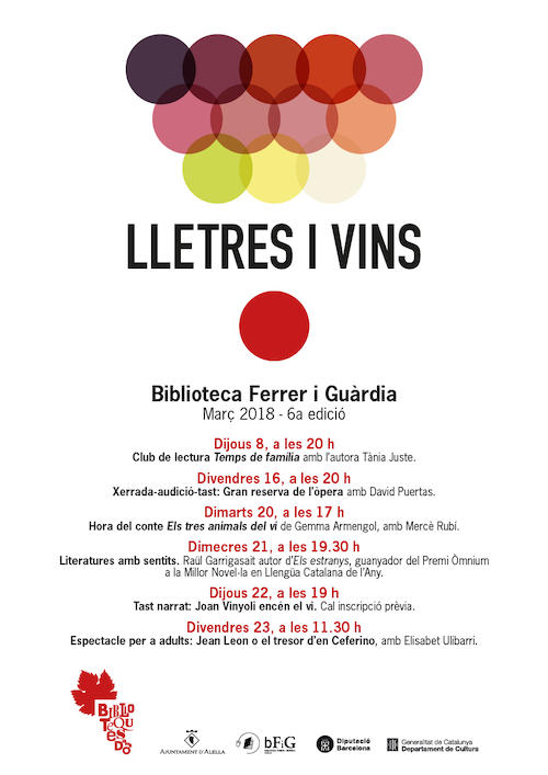 Cartell Biblioteques amb DO