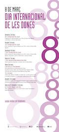 Programa 8 de març