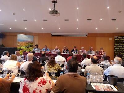 Presentació de vins DO Alella