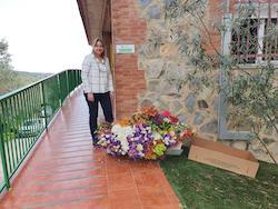 Donació flors